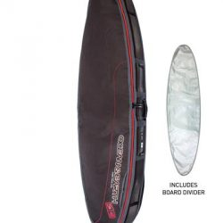 Double-Compact-Shortboard-Board-Cover-Black-Red